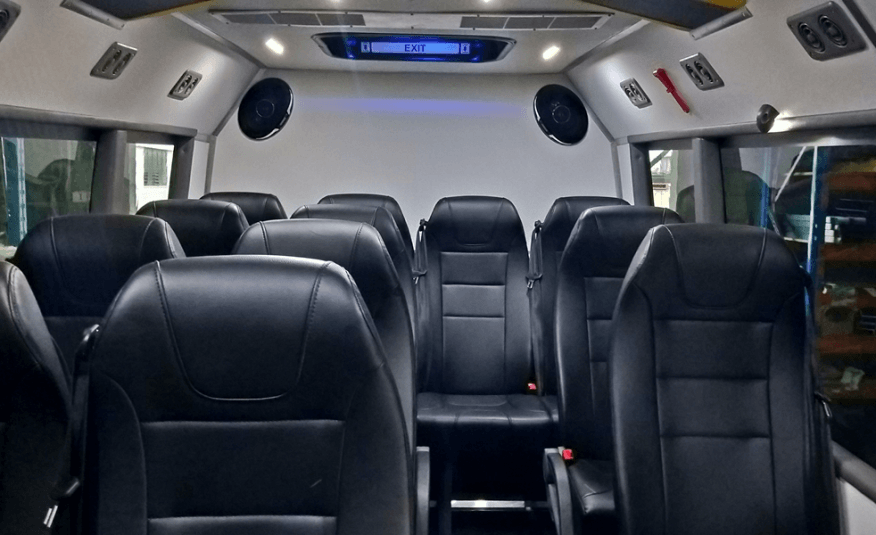 Bus 4×4 Iveco Daily 4×4 Bus