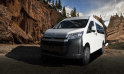 4×4 Conversion of 2019 Toyota Commuter Bus