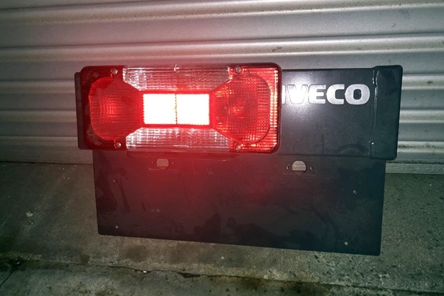 Iveco Daily Tail Lights
