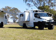 Bus 4×4 Iveco Daily 4×4 Motorhome