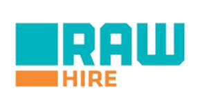 Raw Hire Logo