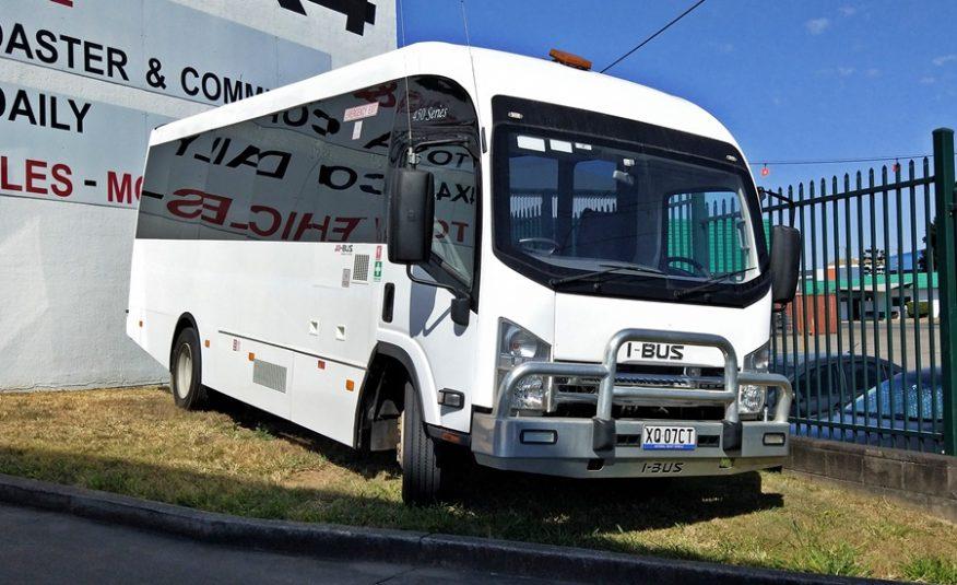 I-Bus 450 Series Bus