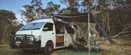 Bus 4×4 Campervan Conversion