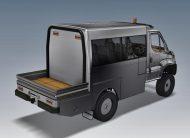 Iveco Daily 4×4 Mini Ute Bus
