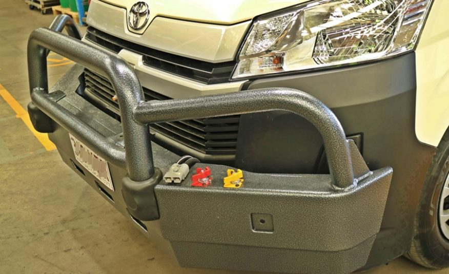 Aftermarket Bull Bar to suit Toyota Hiace
