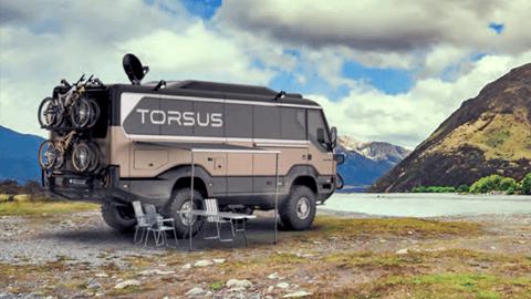 Torsus Overlander review