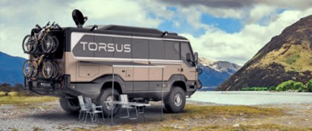 Torsus Overlander review