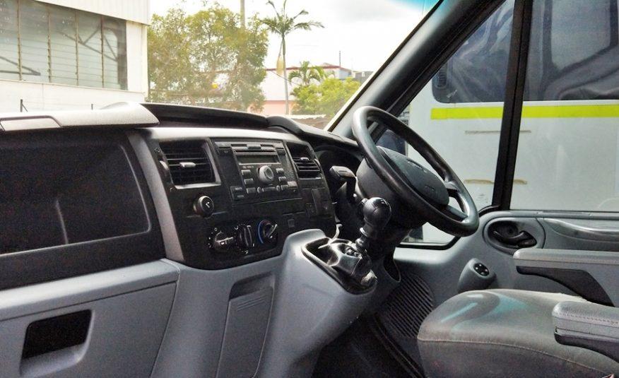 Ford Transit Dual Cab Ute