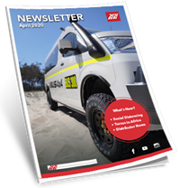 2020 April Newsletter