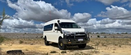 Hiace Commuter GVM Upgrade
