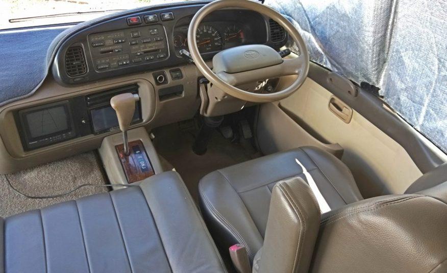 Toyota Coaster Motorhome
