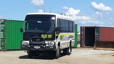 Bus #100