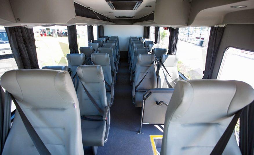 Iveco Tonto 4×4 Bus