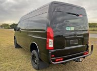 Bus 4×4 2WD Conversion of Hiace