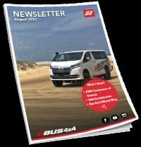 2021 August Newsletter