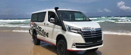 Do you need a 4×4 Conversion of Toyota Granvia?